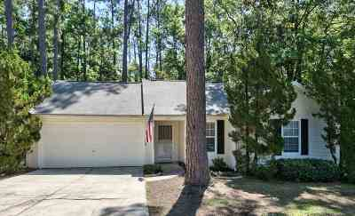 Tallahassee FL Single Family Home New: $180,000