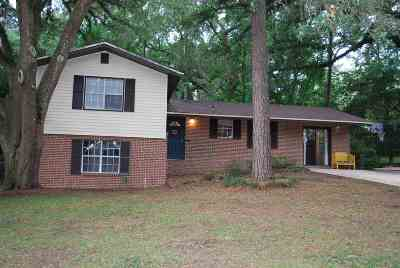 Tallahassee FL Single Family Home New: $175,000