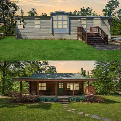 Gadsden County Single Family Home New: 4959 Flat Creek Road