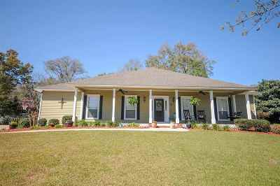Tallahassee FL Single Family Home New: $360,000