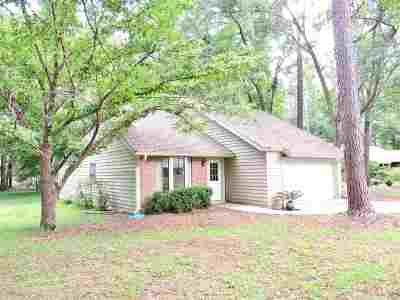 Tallahassee FL Single Family Home New: $215,000