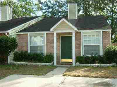 Tallahassee FL Condo/Townhouse New: $92,000