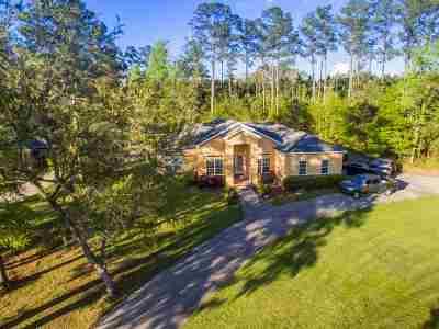 Leon County Single Family Home New: 7143. Beech Ridge. Trail