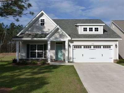 tallahassee Single Family Home For Sale: 8740 Greenridge