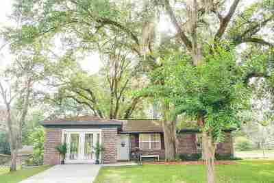 tallahassee Single Family Home For Sale: 4201 Glad Court