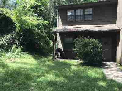 tallahassee Condo/Townhouse For Sale: 1206 Hidden Place