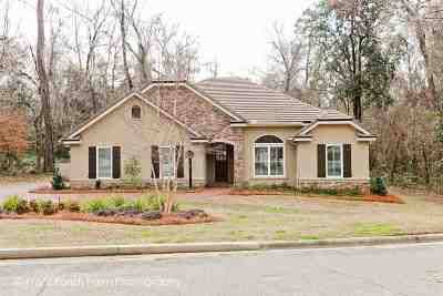 Woodbrook Single Family Home For Sale: 502 River Pond Court