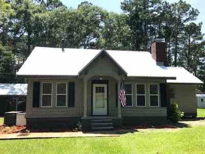 Leon County Single Family Home For Sale: 1378 Jay Bird Lane