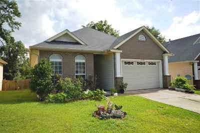 tallahassee Single Family Home For Sale: 5050 Hampton Ridge Ave Avenue