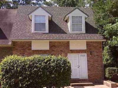 tallahassee Condo/Townhouse For Sale: 2362 Gregory Drive