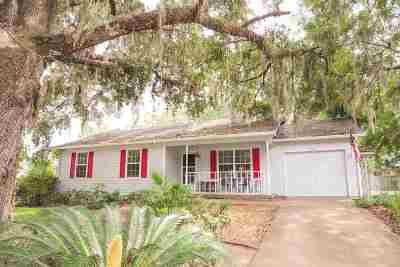 tallahassee Single Family Home For Sale: 2423 Vega Drive