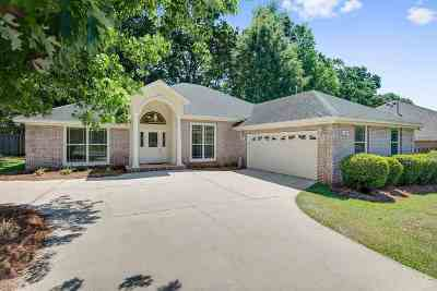tallahassee Single Family Home For Sale: 5662 Sioux Drive