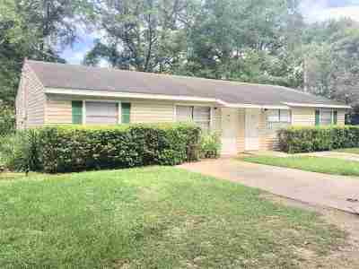 Tallahassee Multi Family Home For Sale: 2321 Jackson Bluff Road #'s