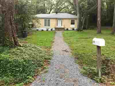 tallahassee Single Family Home For Sale: 816 Buena Vista Drive