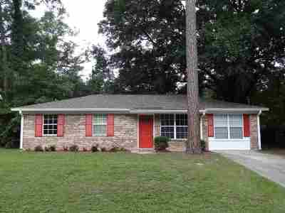 Autumn Woods Single Family Home New: 5654 Cypress Circle