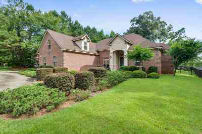 Tallahassee Single Family Home For Sale: 3226 Pablo Creek Way