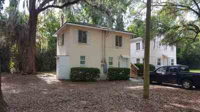 Tallahassee Multi Family Home For Sale: 1322 Linda Ann Drive #A &