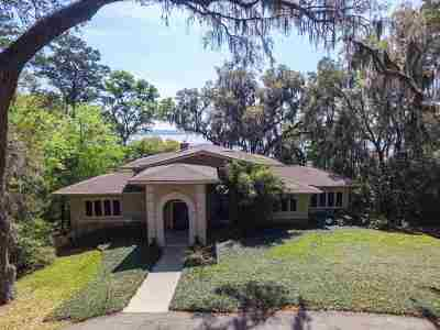 Tallahassee Single Family Home New: 2167 Miller Landing Rd