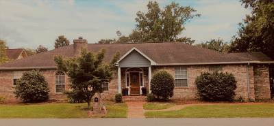 Tallahassee Single Family Home New: 3315 Piping Rock Street