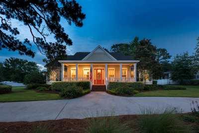 Tallahassee Single Family Home New: 3218 Salinger Way