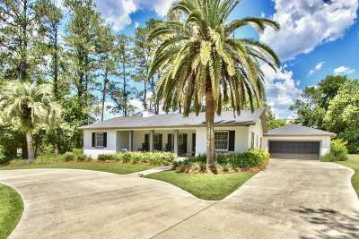 Tallahassee Single Family Home Contingent: 1416 Claude Pichard Drive