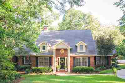 Tallahassee Single Family Home New: 3070 Hawks Glen