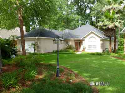 Tallahassee Single Family Home New: 925 Hillcrest Ct
