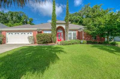 Tallahassee Single Family Home New: 1784 Wyeth Drive