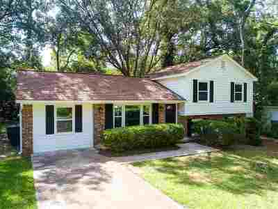 Tallahassee FL Single Family Home New: $249,000