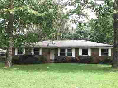 Tallahassee FL Single Family Home New: $200,000