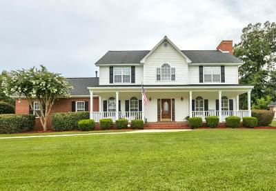 Tallahassee Single Family Home New: 6227 Myrtlewood Court