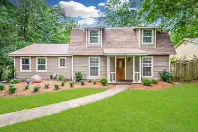 Tallahassee FL Single Family Home New: $242,900