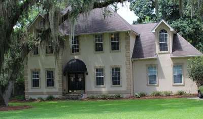 Leon County Single Family Home For Sale: 6294 Hines Hill Circle