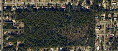 Monticello, Tallahassee, Quincy, Havana, Wacissa, Lamont Residential Lots & Land Contingent: Xx Tangelo Drive