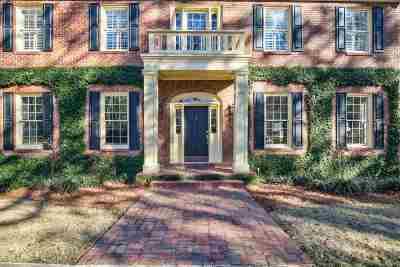 Leon County Single Family Home For Sale: 3810 Bobbin Mill Rd