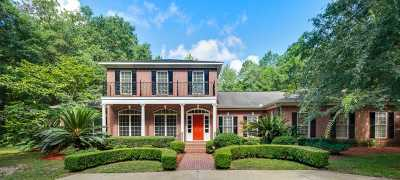 Tallahassee Single Family Home For Sale: 7207 Ox Bow Circle