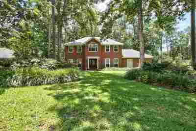 Leon County Single Family Home For Sale: 9029 Glen Eagle Way