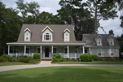 Tallahassee Single Family Home For Sale: 3981 Frank Shaw Lane