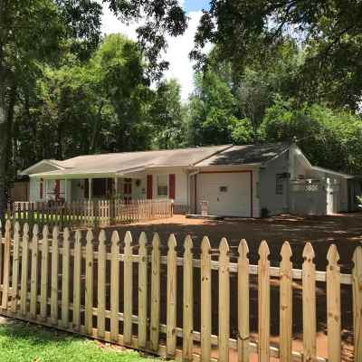 Havana Single Family Home For Sale: 1288 Salem Road