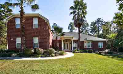 Tallahassee Single Family Home For Sale: 9519 Starhawk Dr