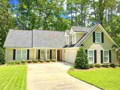 Killearn Lakes Single Family Home For Sale: 3464 Cedarwood Trail