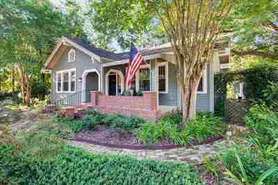 Leon County Single Family Home For Sale: 735 Beard St