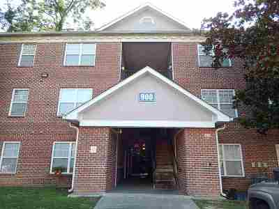 Tallahassee FL Condo/Townhouse For Sale: $55,000
