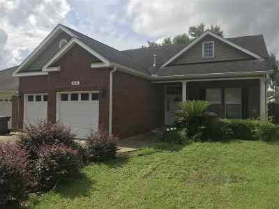 Cameron Chase Single Family Home For Sale: 3319 Dry Creek Drive