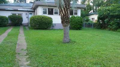 Leon County Single Family Home For Sale: 1646 Atkamire Drive