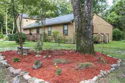 Crawfordville Single Family Home New: 237 N Summerwind Circle