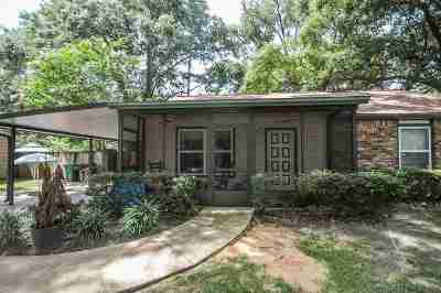 tallahassee Single Family Home For Sale: 5714 Jodphur Court