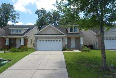 tallahassee Single Family Home For Sale: 2649 Fenwood Court
