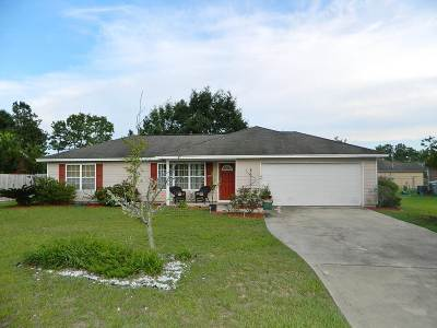 Midway Single Family Home For Sale: 31 Stevens Drive