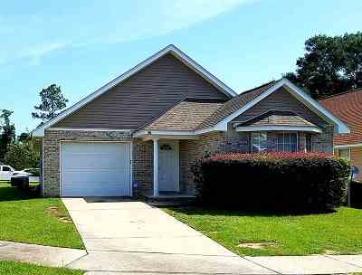 tallahassee Single Family Home For Sale: 332 Arden Road